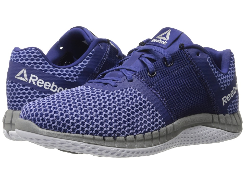 Reebok - ZPrint Run EX (Night Beacon/Moon Violet/White) Women's Shoes