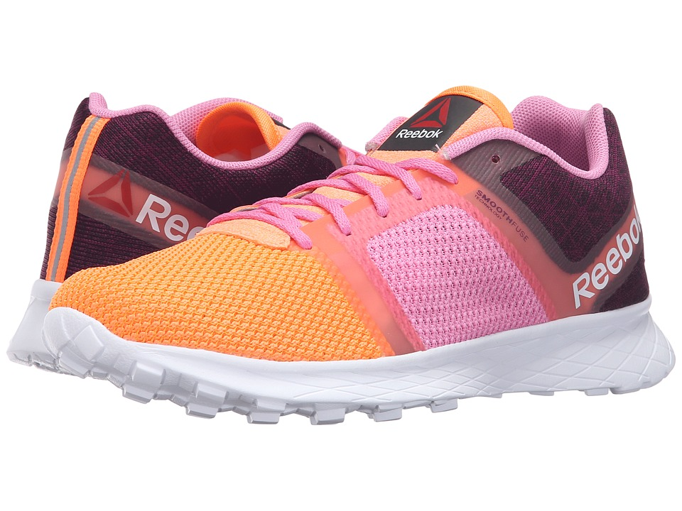Reebok - Sublite Speedpak ATHL MT (Electric Peach/Icono Pink/Atomic Red/Celestial Orchid/White) Women's Running Shoes