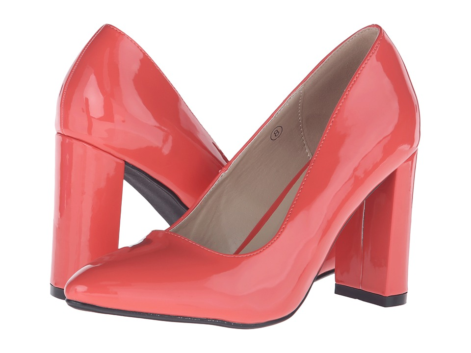 C Label - Lychee-1 (Coral) High Heels