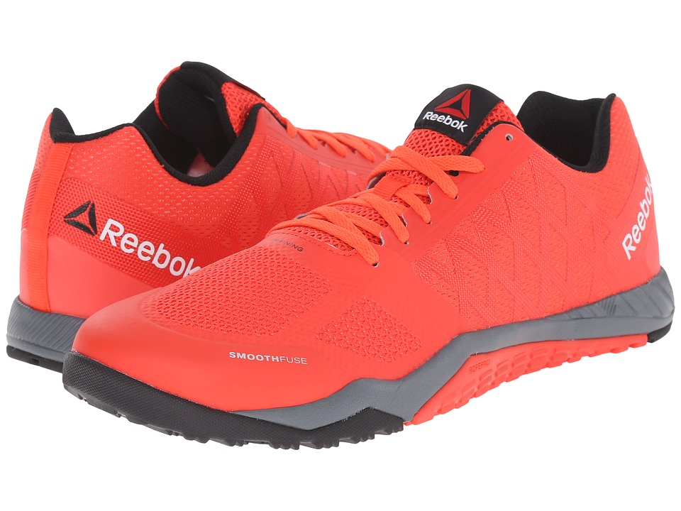 Reebok - Ros Workout TR (Laser Red/Excellent Red/Black/Alloy/White) Men's Cross Training Shoes