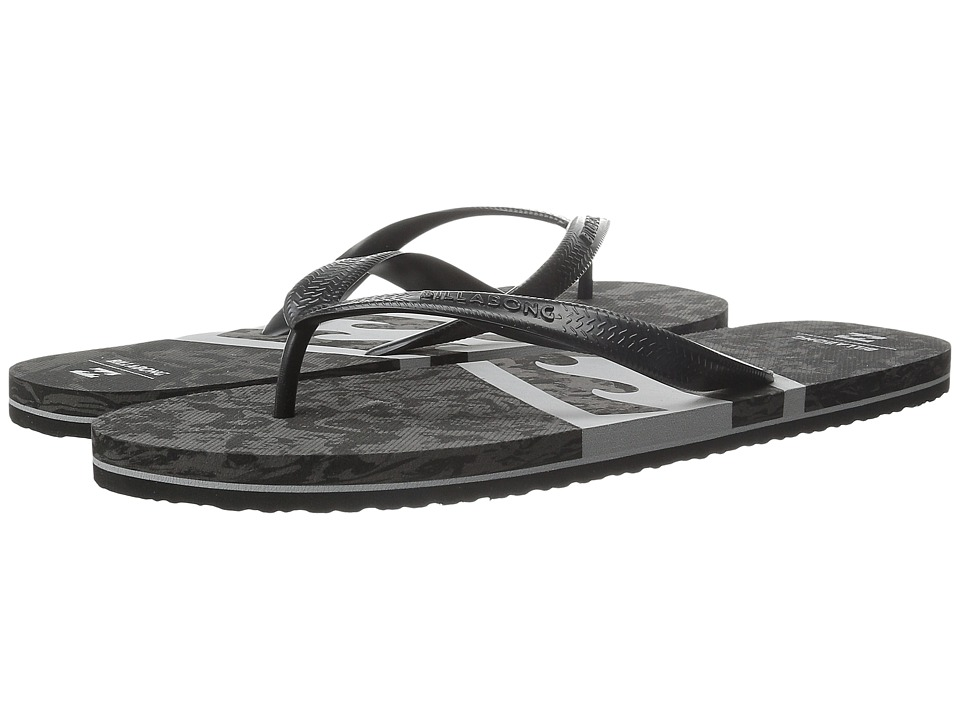 Billabong - Cove Sandal (Black Camo) Men's Sandals