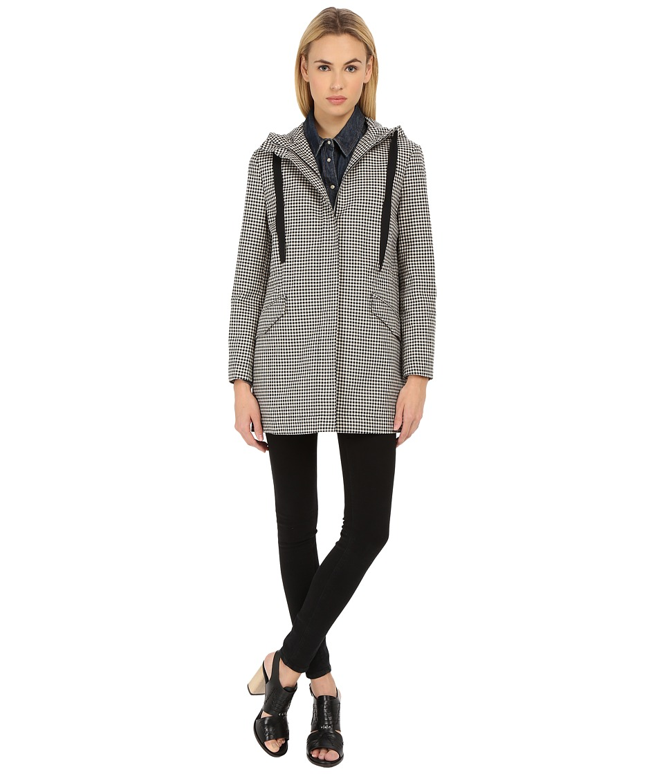 RED VALENTINO - Giubbino Coat (Nero) Women's Coat