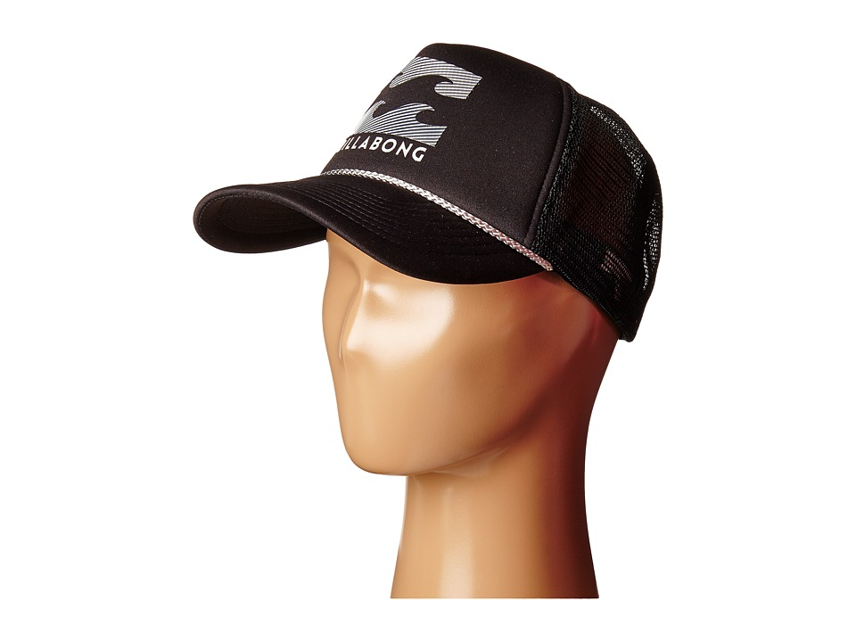 Billabong - Podium Trucker Hat (Big Kids) (Parko Fluid) Caps