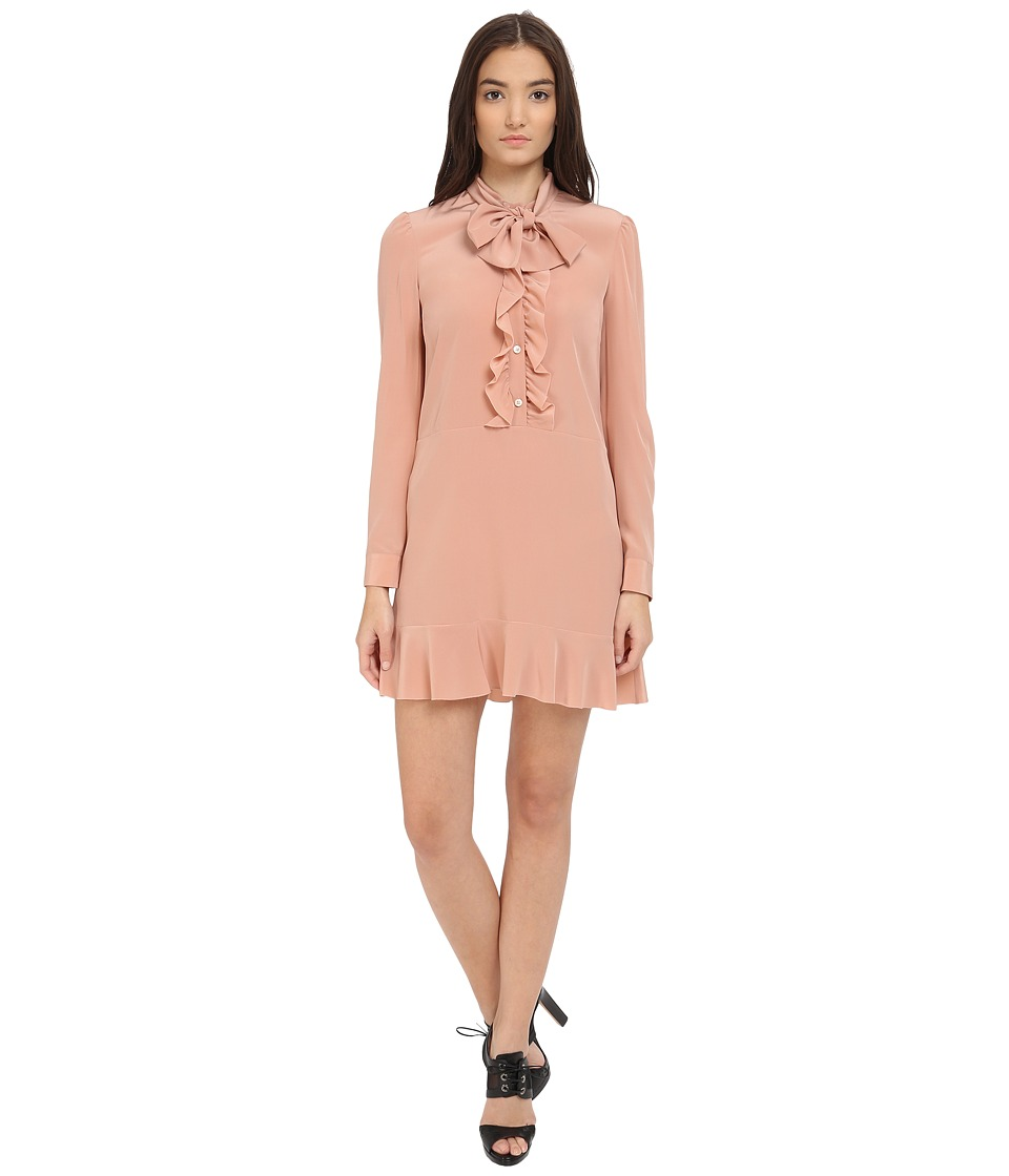 RED VALENTINO - Abito (Dress) (Nudo) Women's Dress