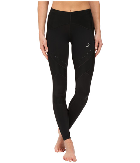 ASICS - Leg Balance Tights (Perforated Black/Perforated Black) Women
