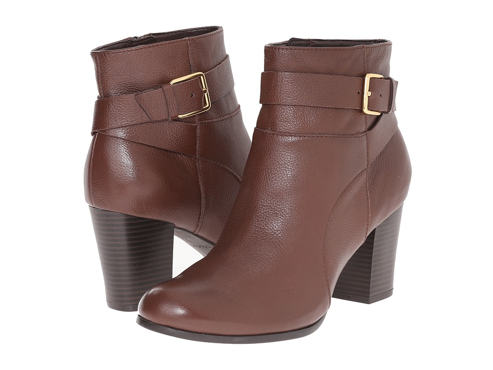 Cole Haan - Rhinecliff Bootie (Ironstone Leather) Women
