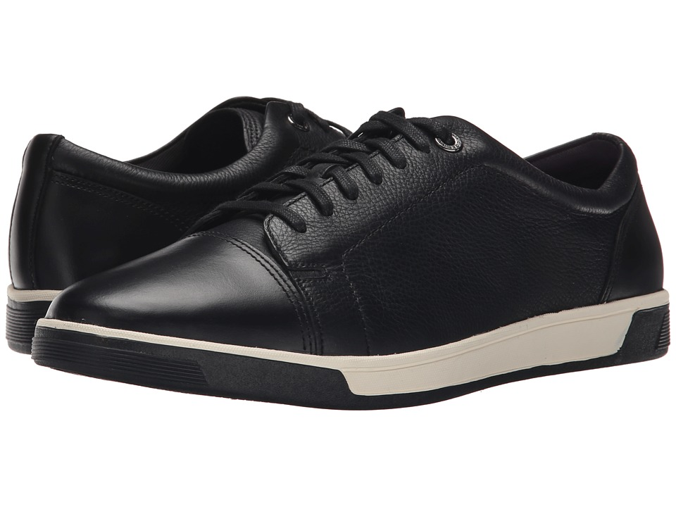 Cole Haan - Quincy Cap Toe Oxford (Black) Men's Lace up casual Shoes