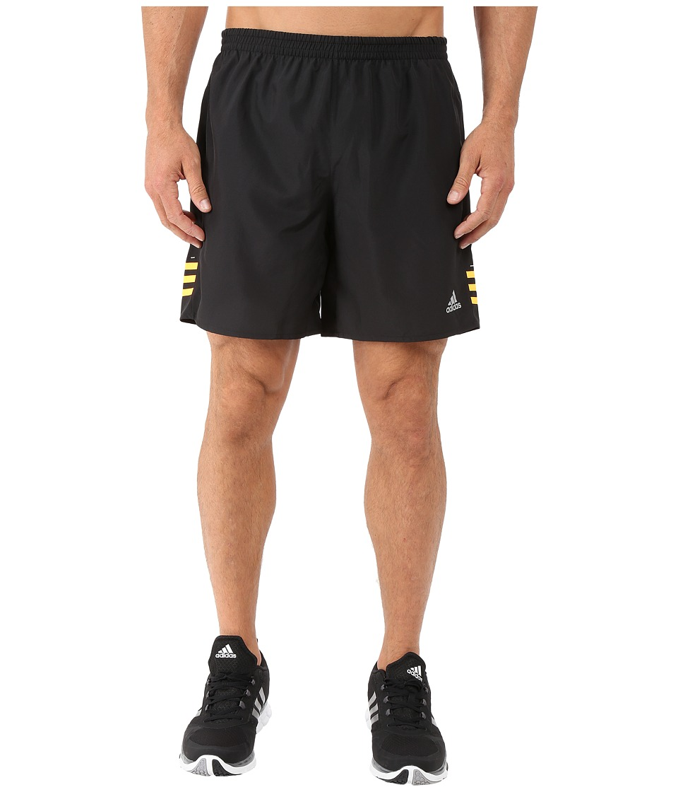 adidas - Response Shorts (Black/Solar Gold) Men's Shorts