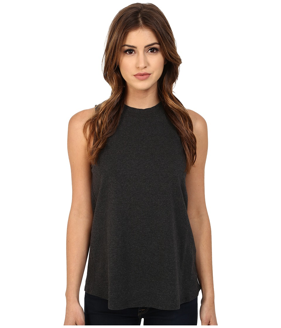 Three Dots - Emily (Charcoal) Women's T Shirt