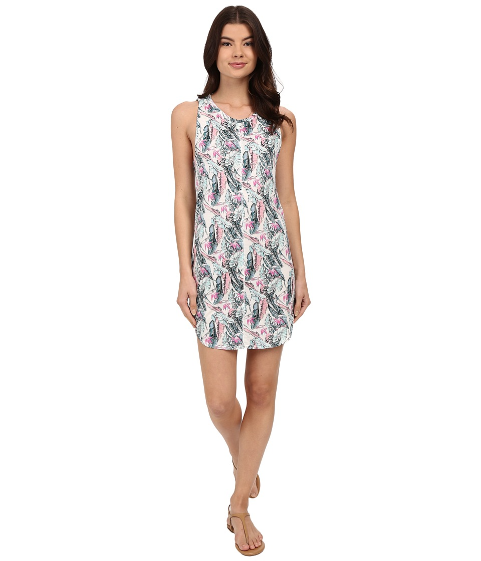 Vans - Tropic Tank Dress (Tropical Multi/Black) Women's Dress