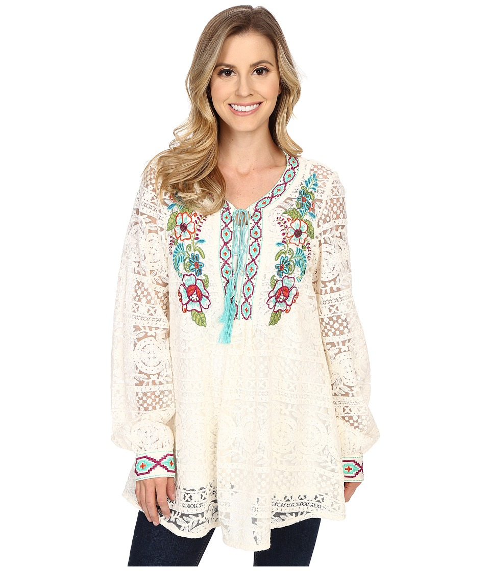 Double D Ranchwear - Pepino Dulce Top (String) Women's Blouse