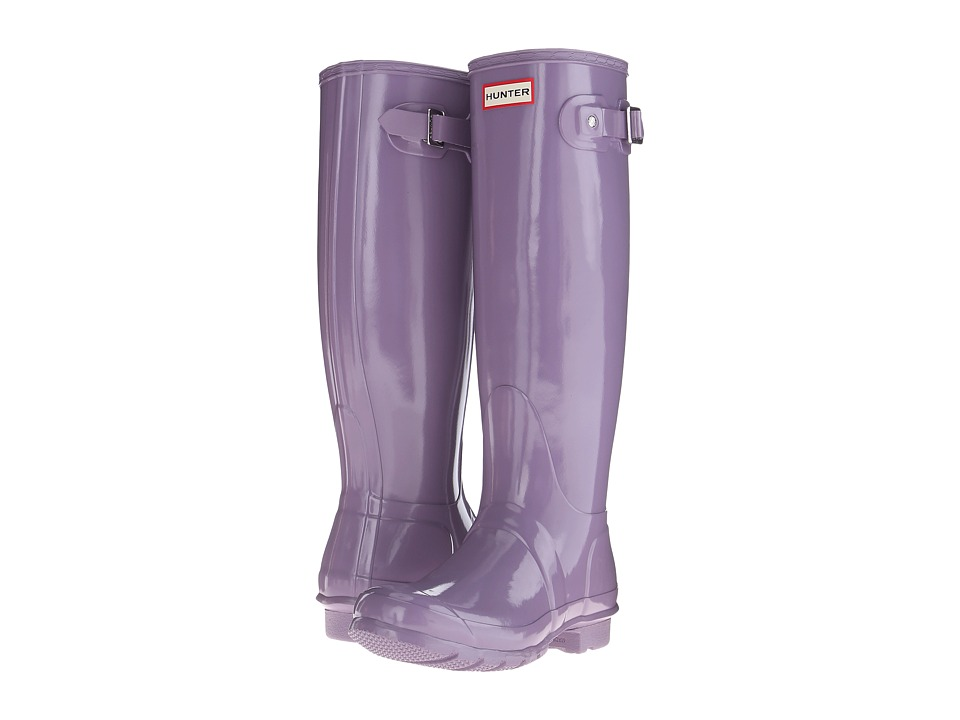 Hunter - Original Gloss (Thundercloud) Women's Rain Boots