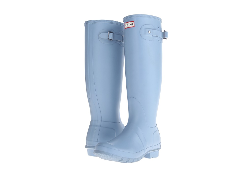 Hunter - Original Tall (Blue Sky) Women's Rain Boots