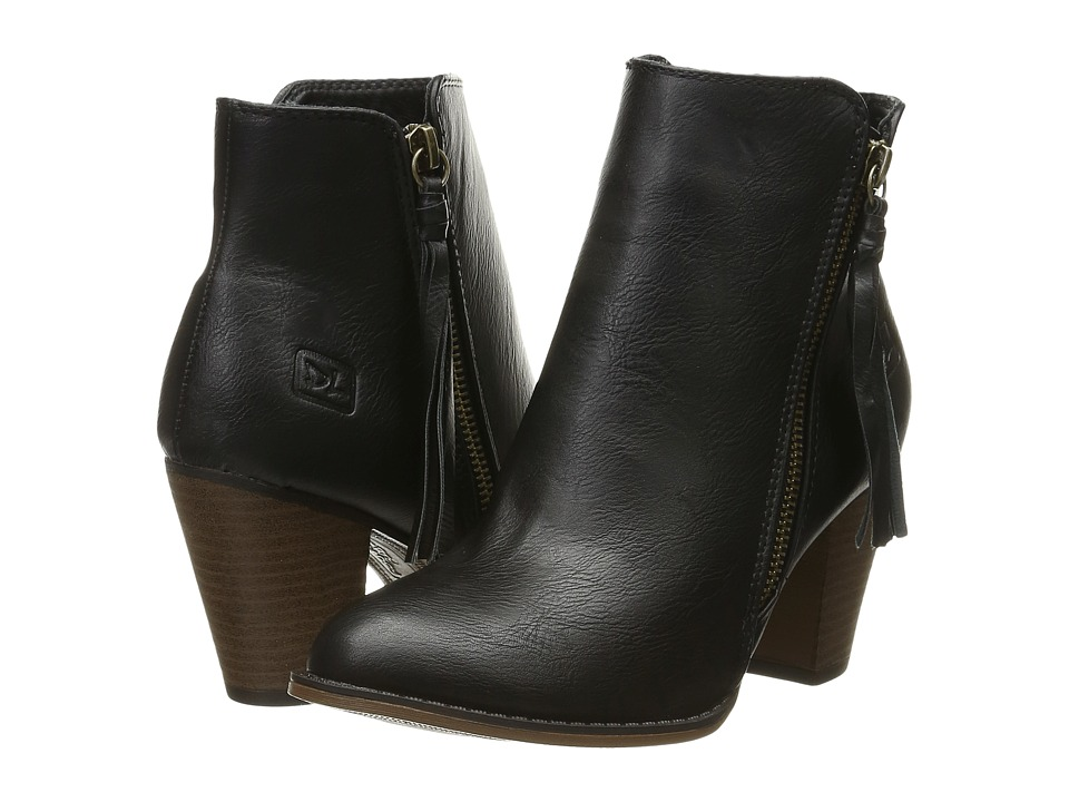 Dirty Laundry - Dorsey (Black) Women's Zip Boots