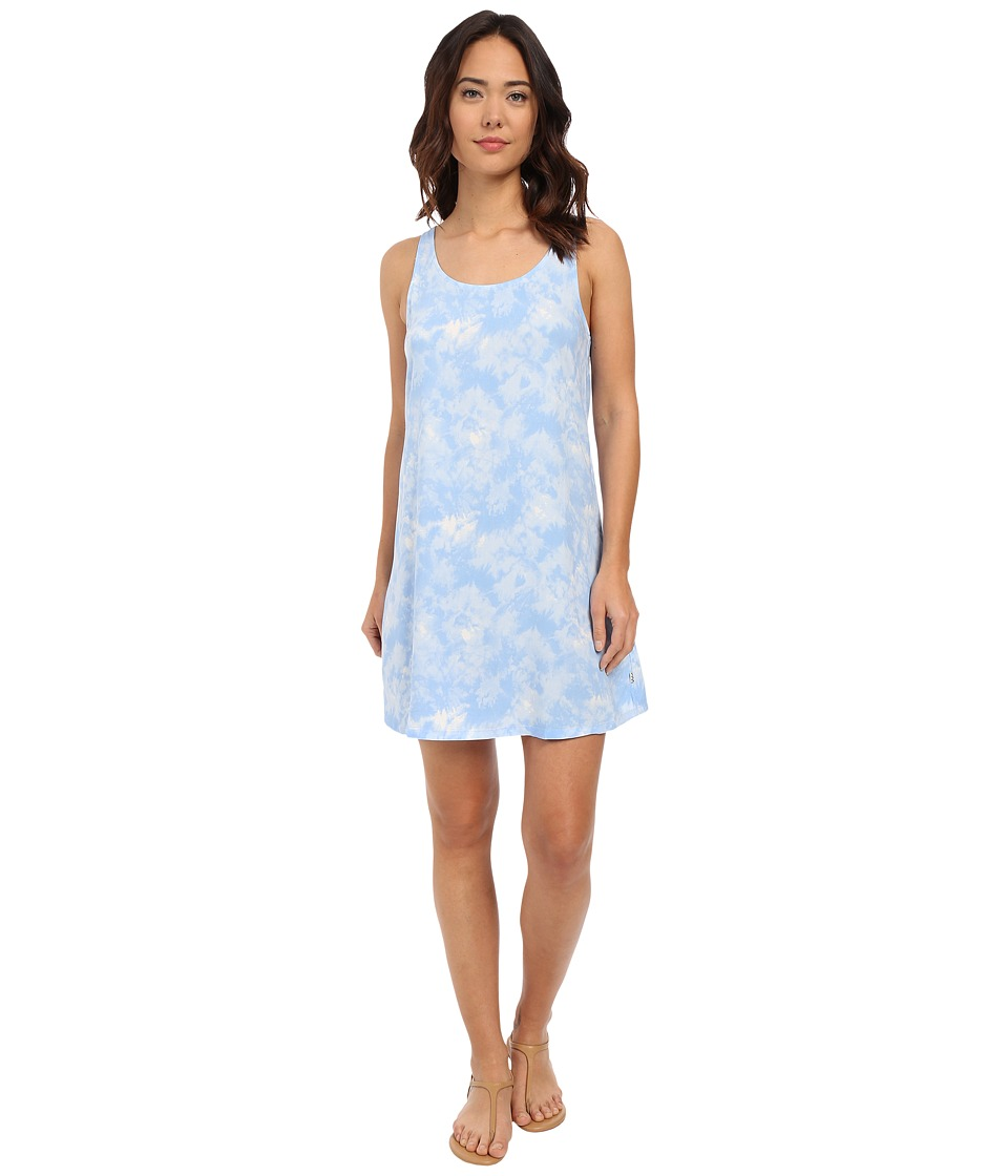 Vans - Hidden Temple Dress (Blue Bell) Women's Dress