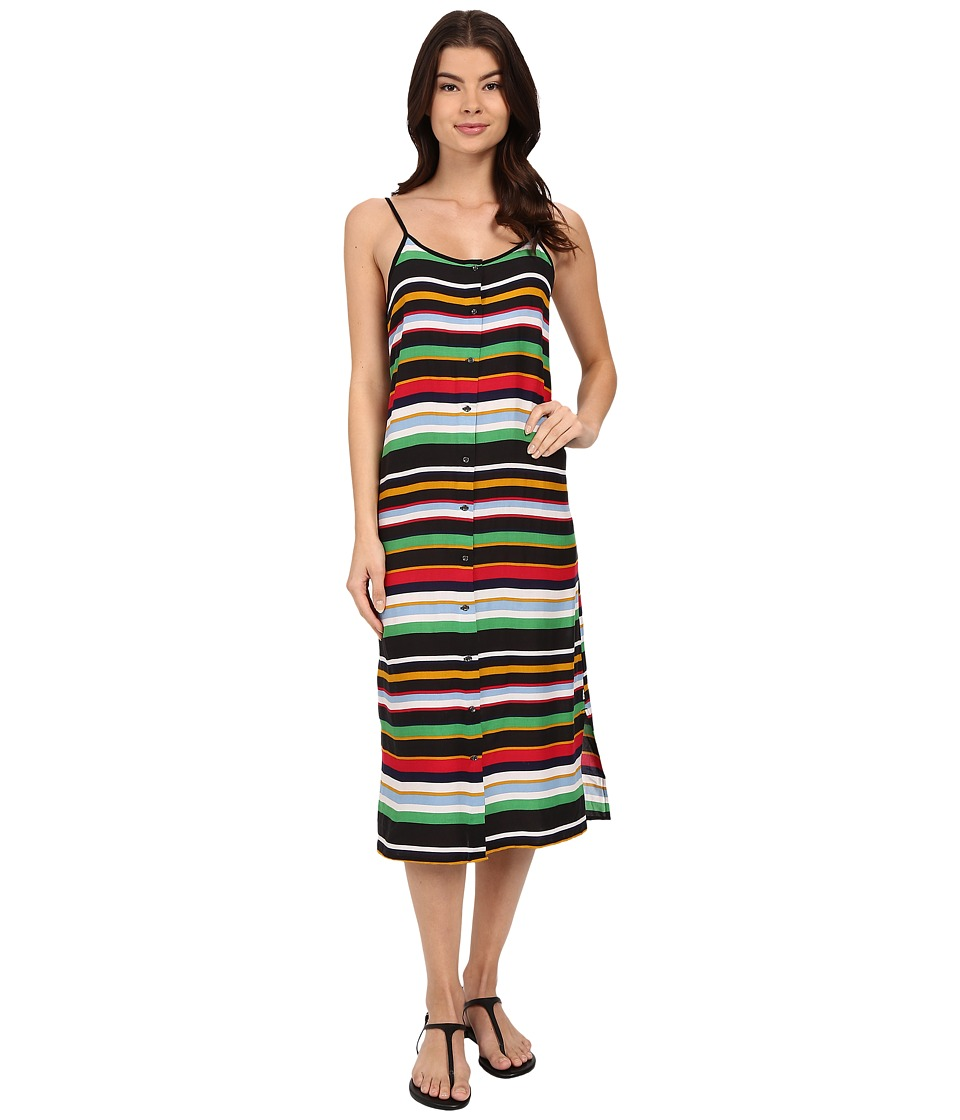 Vans - Cambodia Midi Dress (Multi) Women's Dress
