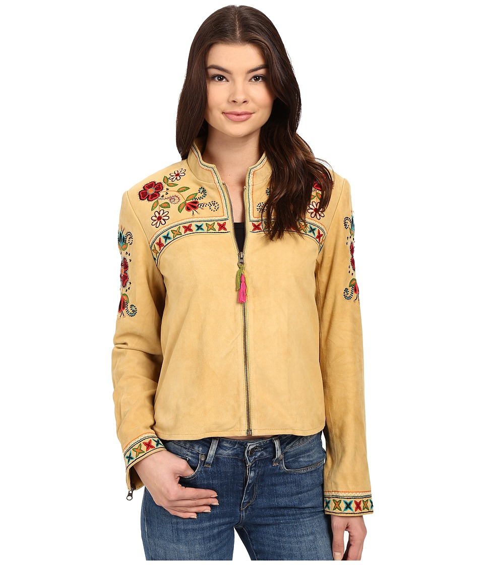Double D Ranchwear - Quechua Craft Jacket (Ochre) Women's Coat