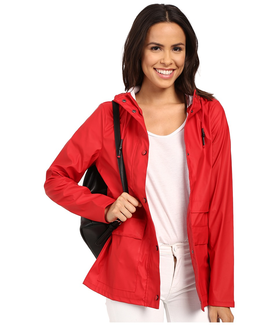 ONLY - Train Short Raincoat (Samba) Women's Coat