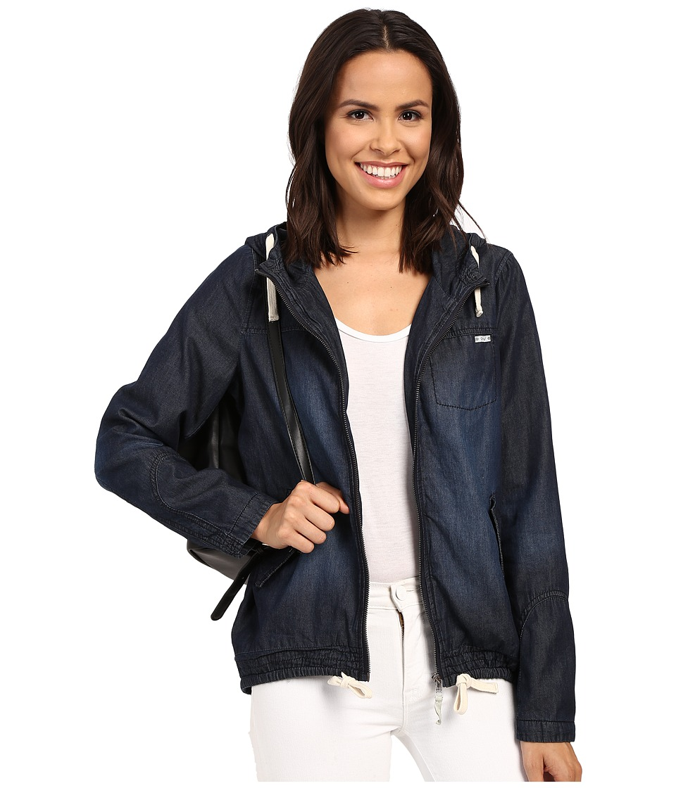 ONLY - Caroline Denim Jacket (Night Sky) Women's Jacket