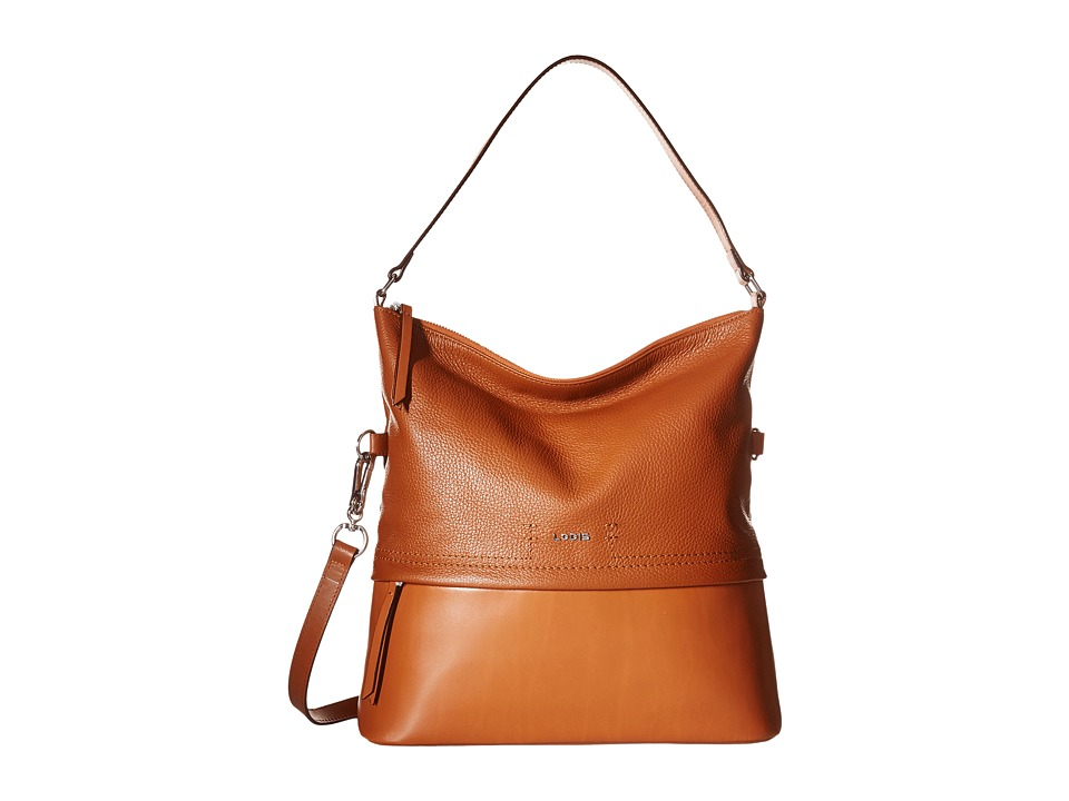 Lodis Accessories - Kate Sunny Hobo (Toffee) Hobo Handbags