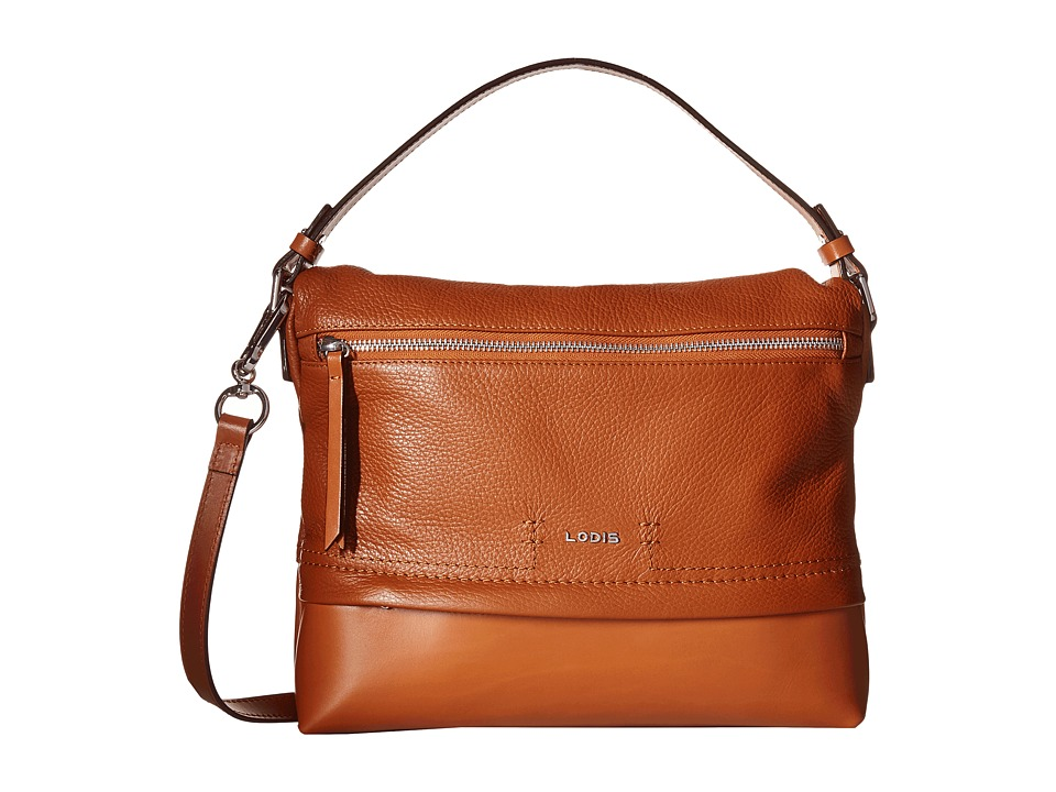 Lodis Accessories - Kate Serina Hobo (Toffee) Hobo Handbags
