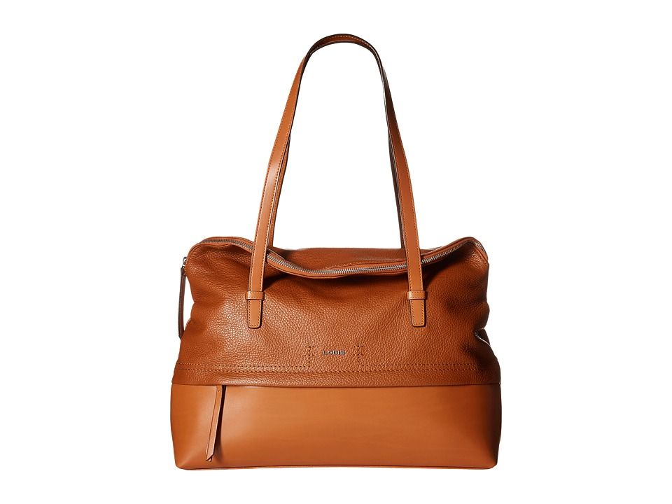 Lodis Accessories - Kate Giselle Work Tote (Toffee) Tote Handbags