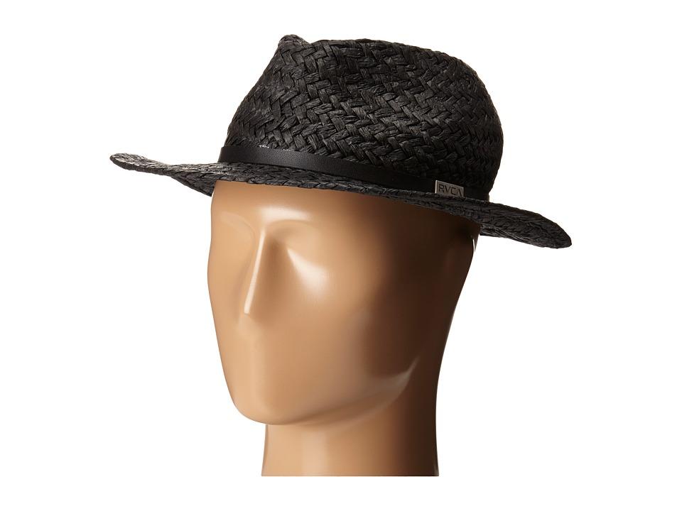 RVCA - Shattic Hat (Black) Caps