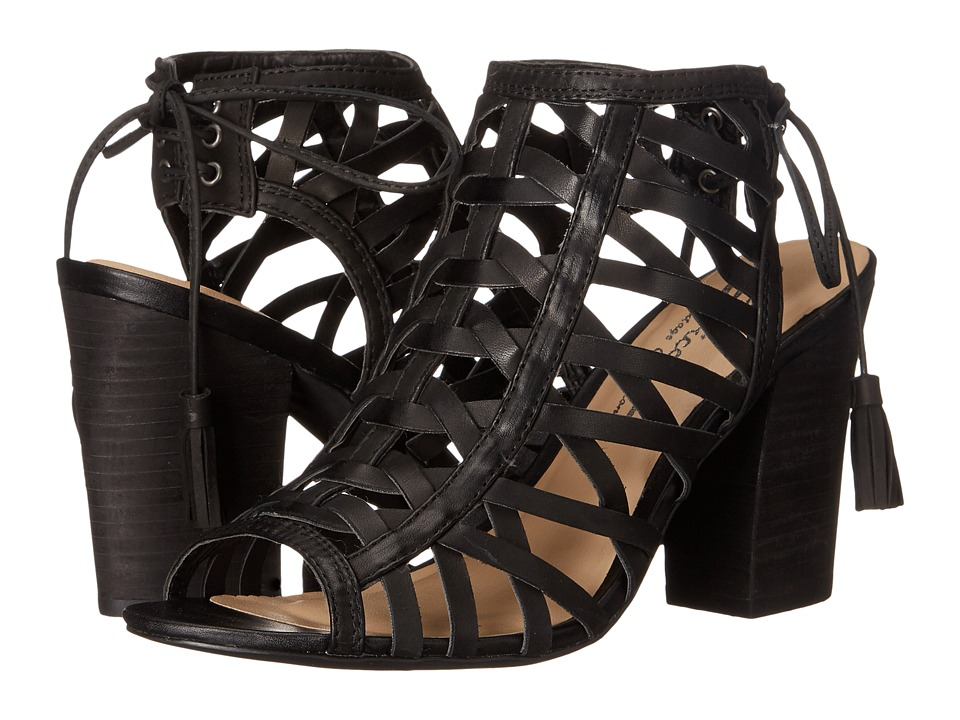 Sbicca - Geovana (Black) High Heels