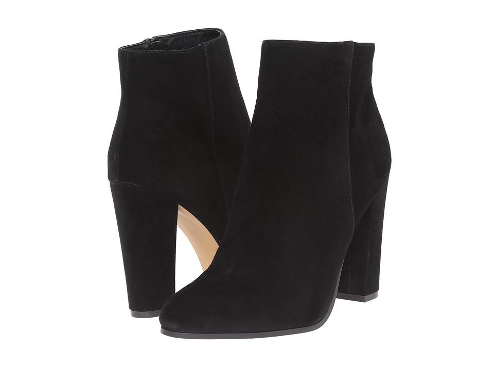 Steve Madden - Glorius (Black Suede) Women's Shoes