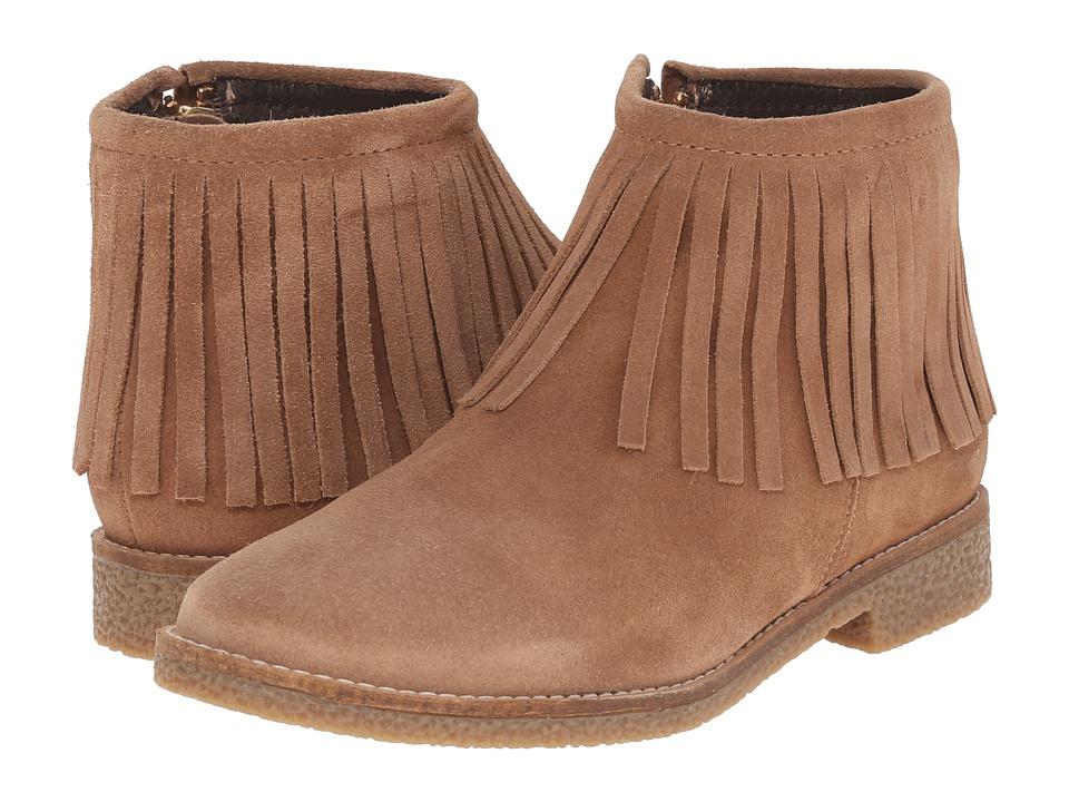 Steve Madden - Gypsi (Natural Suede) Women's Zip Boots