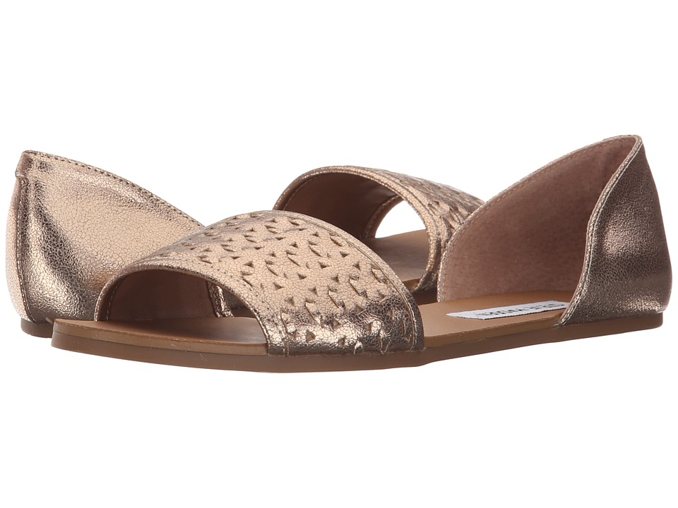 Steve Madden - Taylerr (Dusty Gold) Women's Sandals