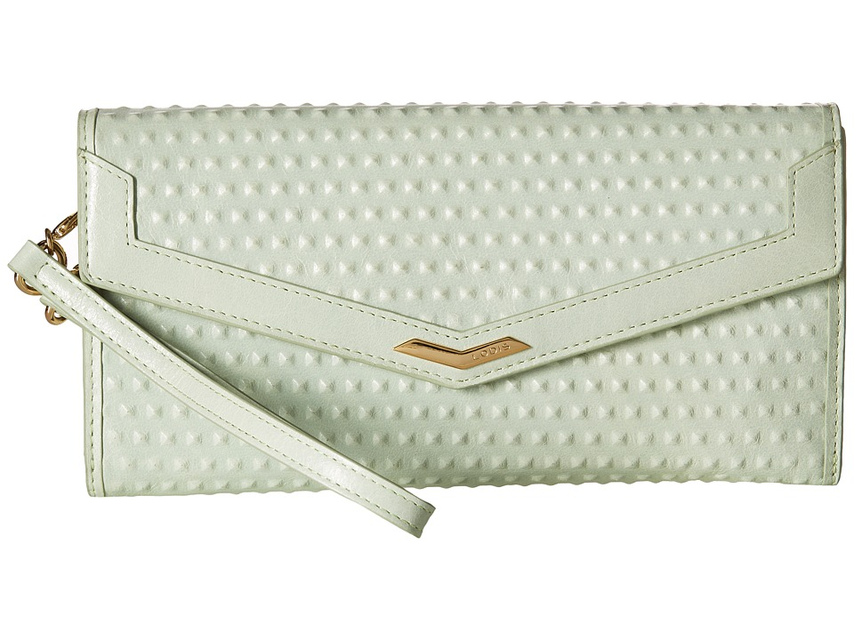 Lodis Accessories - Cadiz Nina Crossbody (Mint) Cross Body Handbags