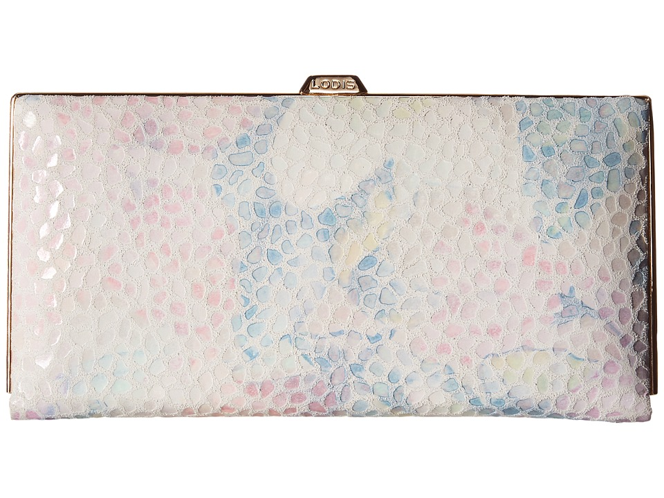 Lodis Accessories - Vanessa Catalonia Quinn Clutch Wallet (Multi) Wallet Handbags