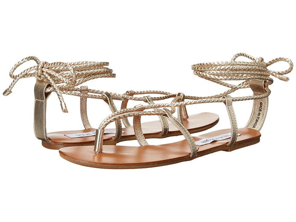 Steve Madden - Werkit (Gold Multi) Women's Sandals