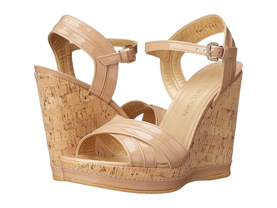 Stuart Weitzman - Minky (Adobe Aniline) Women's Shoes