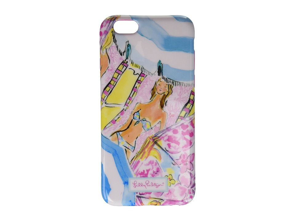 Lilly Pulitzer - iPhone 6 Cover (Multi Under My Umbrella) Cell Phone Case