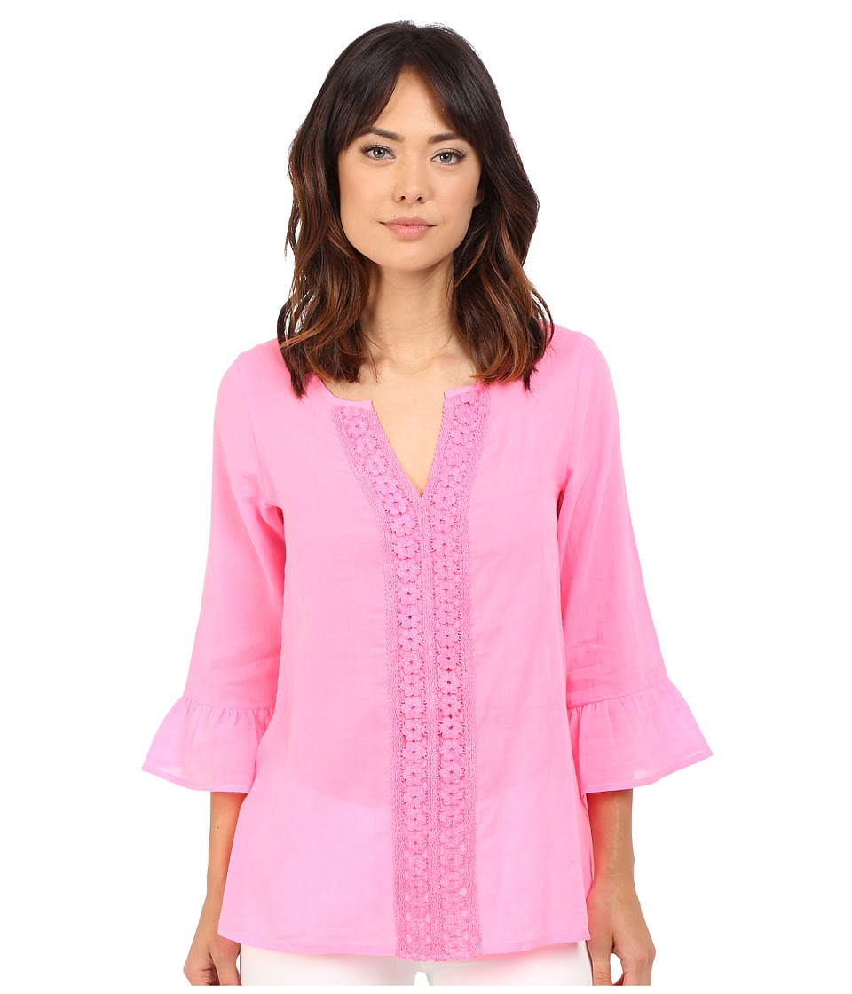 Lilly Pulitzer - Luci Tunic (Pink Pout) Women's Clothing