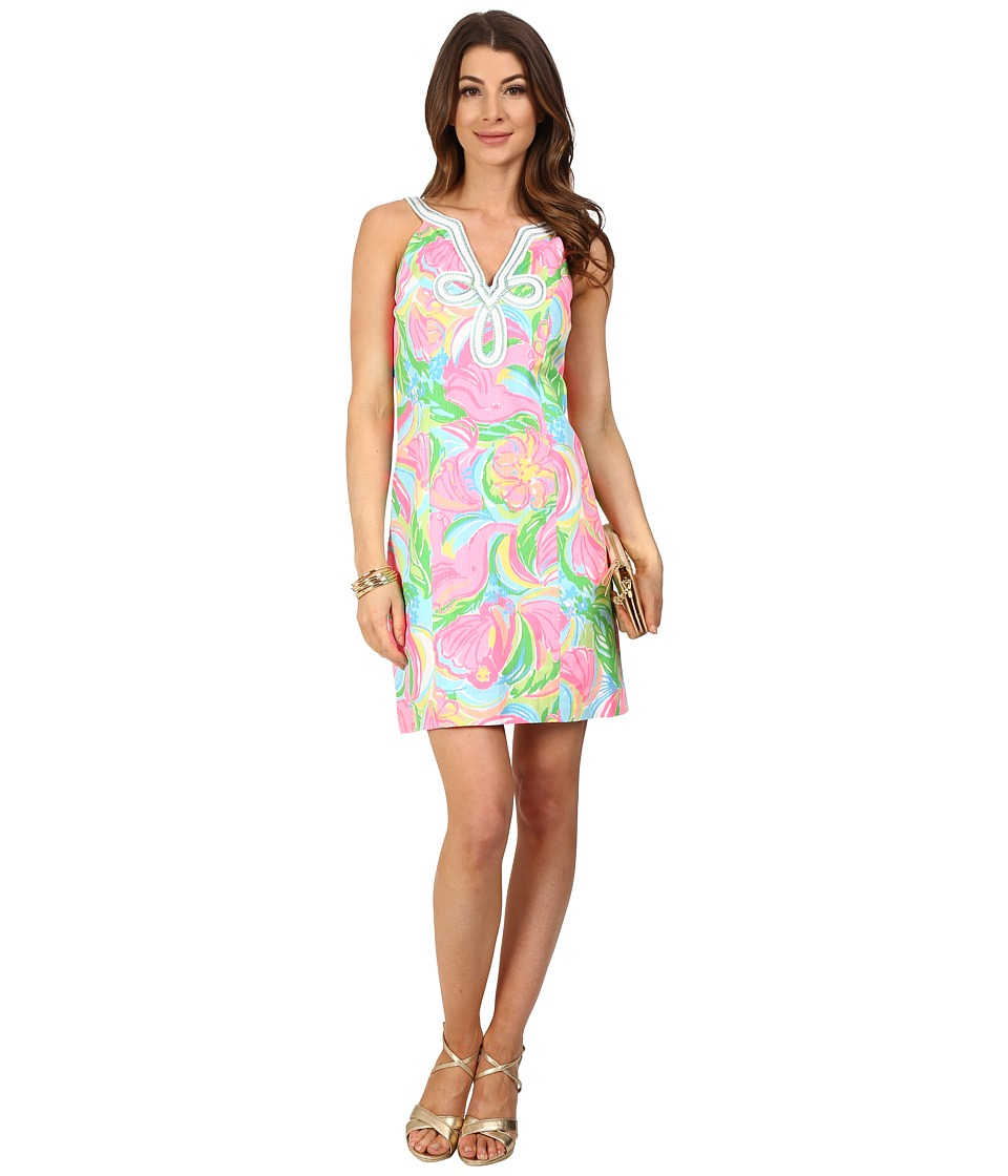 Lilly Pulitzer - Tessa Shift Dress (Multi So A Peeling) Women's Dress