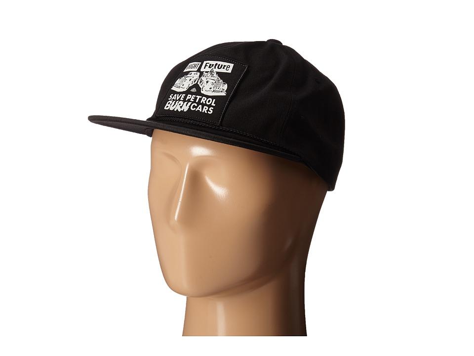 Obey - Obey x Jamie Snapback Hat (Black) Caps