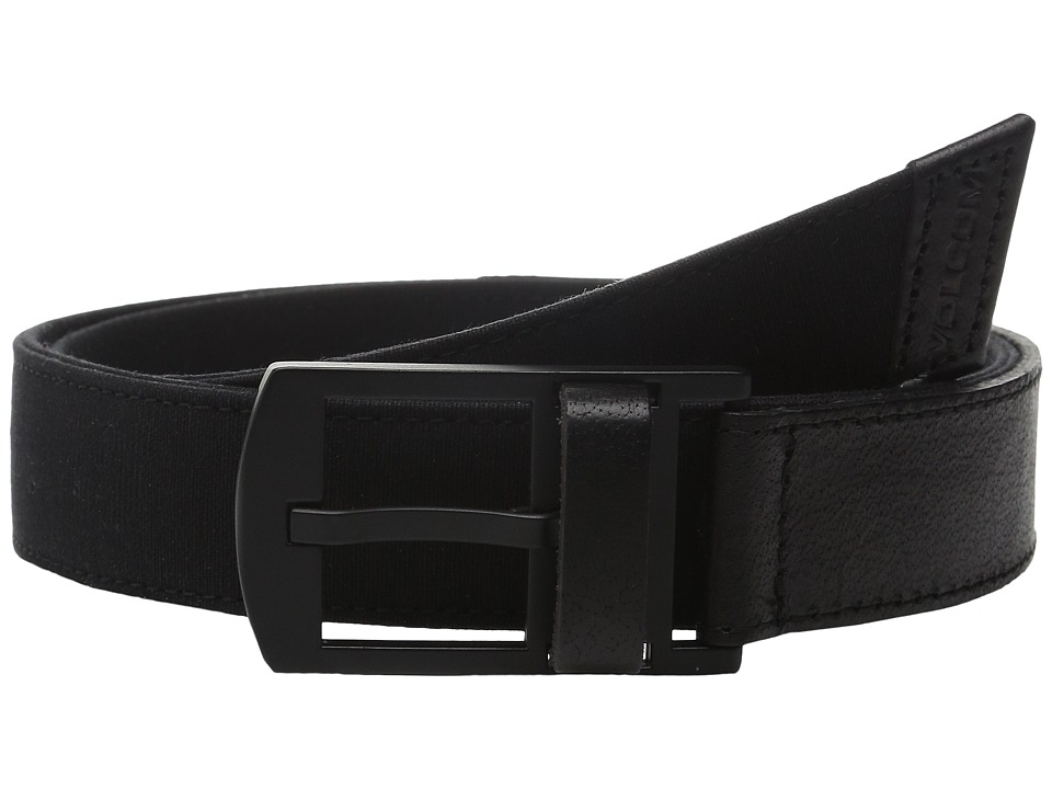 Volcom - Terra (Black) Men's Belts