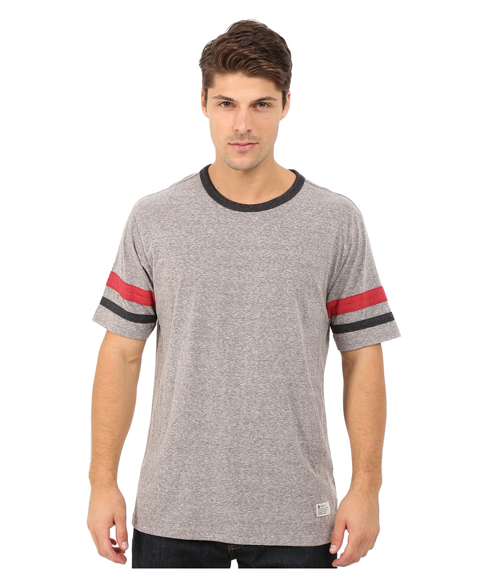 Matix Clothing Company - Standard Check T-Shirt (Heather Grey) Men's T Shirt