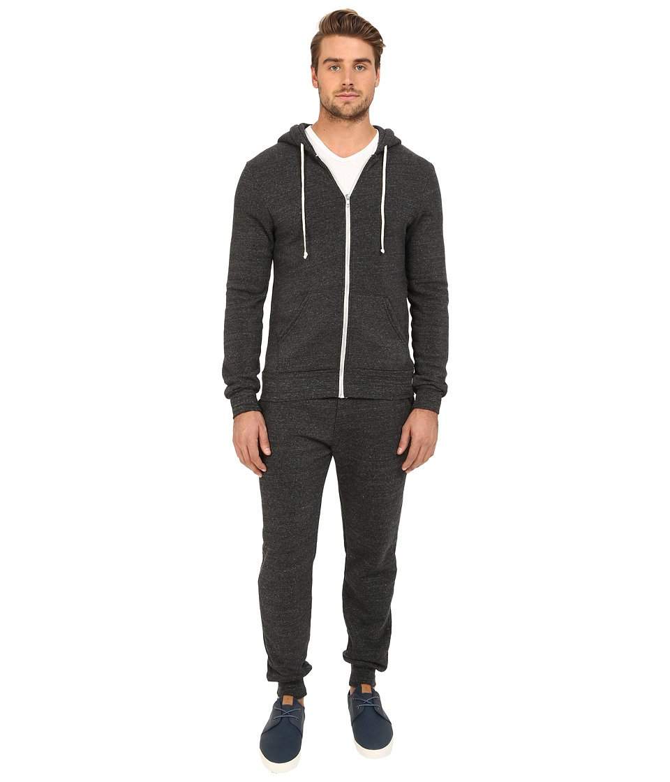 Alternative - The Warm-Up Suit Bundle (Eco Black) Men's Active Sets