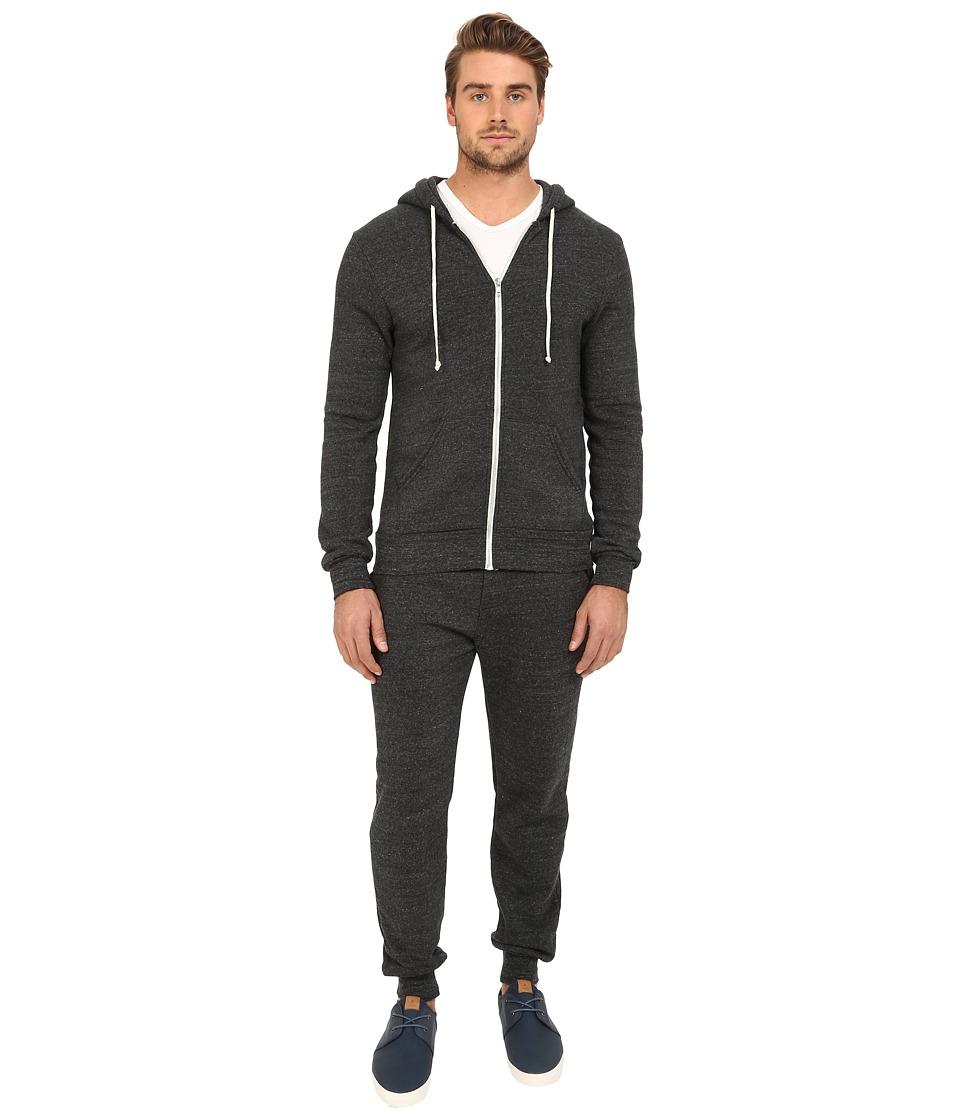 Alternative - The Warm-Up Suit Bundle (Eco Black) Men's Active Sets