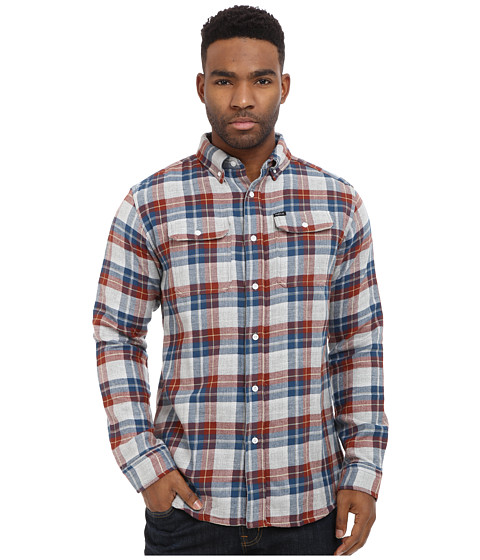 Matix Clothing Company - Garrison Flannel Shirt (Natural) Men