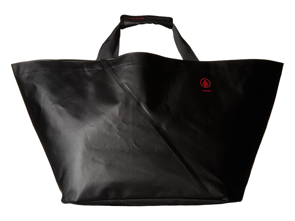 Volcom - Mod Tech Surf Tote (Black) Tote Handbags