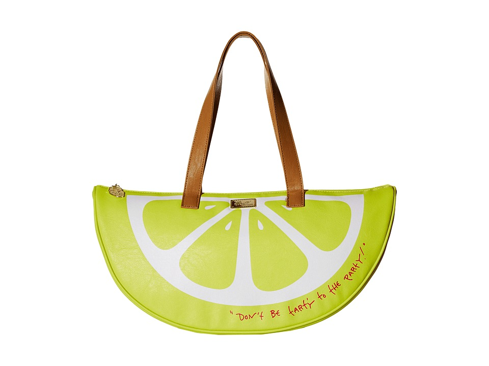 Luv Betsey - Zest Kitch (Yellow) Tote Handbags