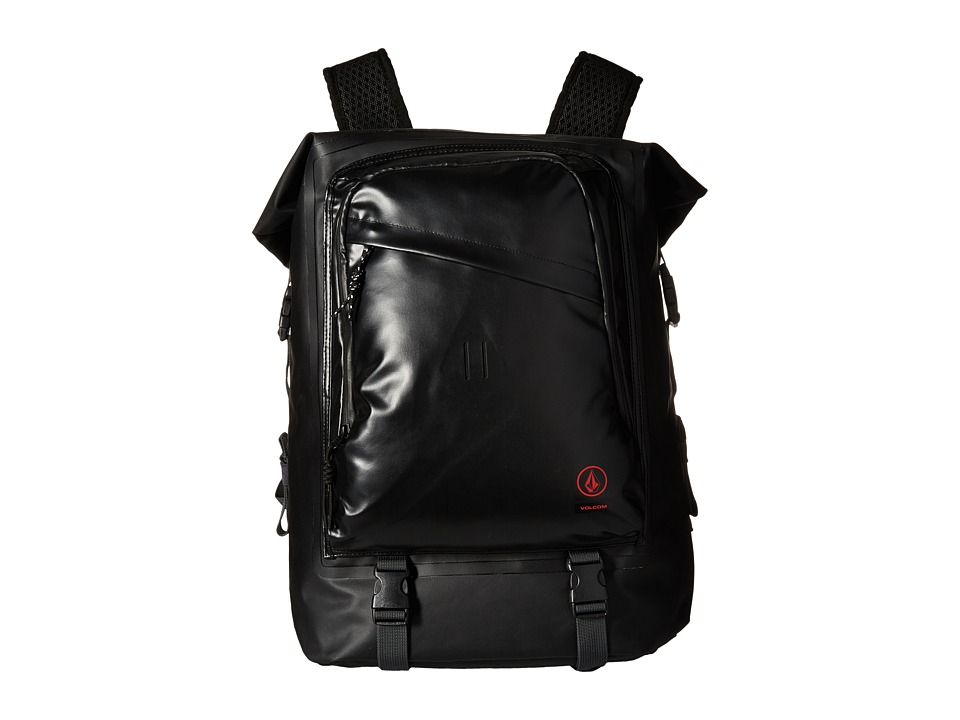 Volcom - Mod Tech Dry Bag (Black) Backpack Bags