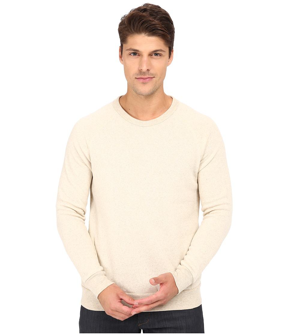 Alternative - Champ Eco Fleece Sweatshirt (Eco Stone) Men's Long Sleeve Pullover