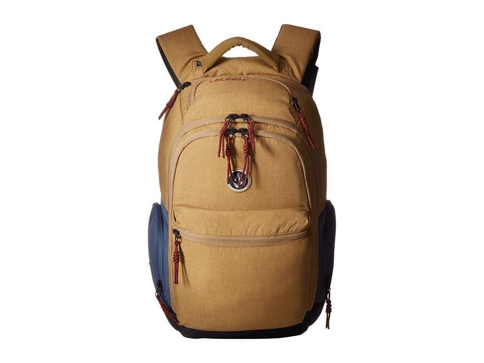 Volcom - Automaton (Dark Khaki) Backpack Bags