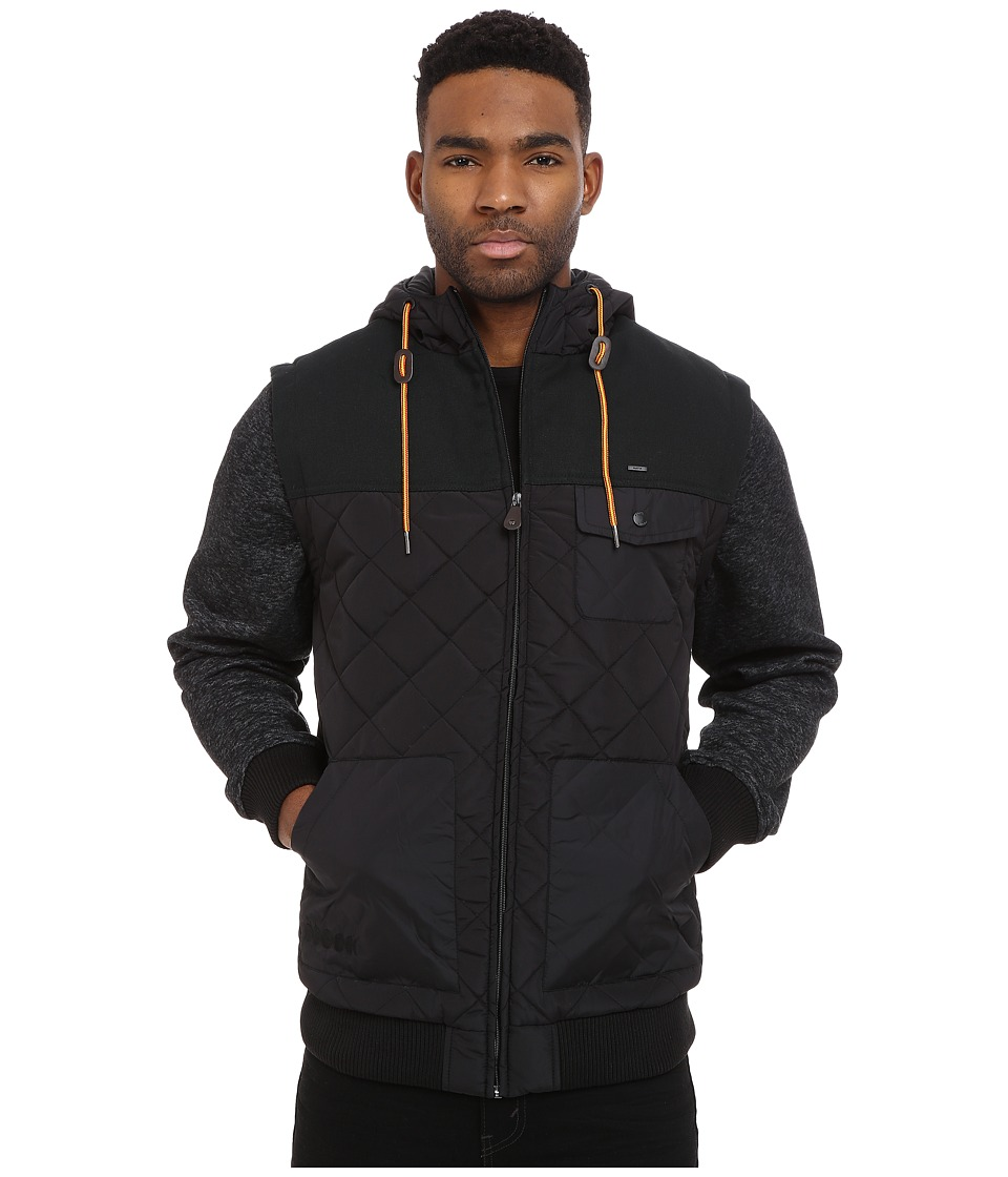 Matix Clothing Company - Masons Fleece (Black) Men
